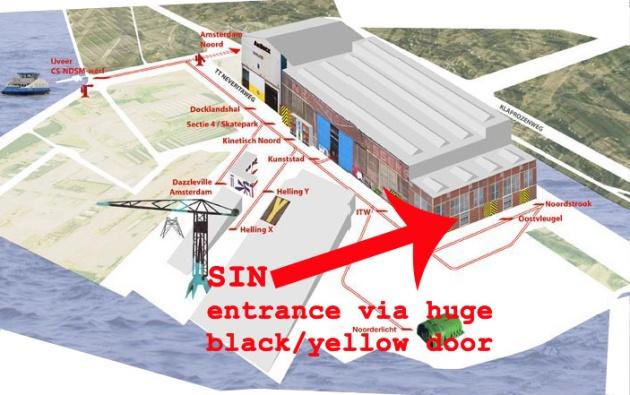 SIN at NDSM
